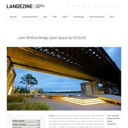 John Whitton Bridge Open Space by OCULUS