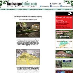 Article : LCN September 2007 Landscape Lighting
