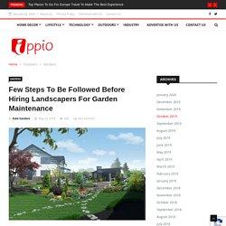 Get Affordable Garden Maintenance Service in Manly - Melaleuca Landscapes