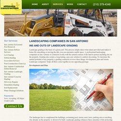 San Antonio Landscaping Company