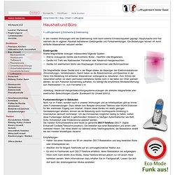 Kanton Basel-Landschaft - Lufthygieneamt beider Basel - Haushalt und Büro