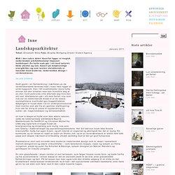 Interiørmagasinet - Landskapsarkitektur