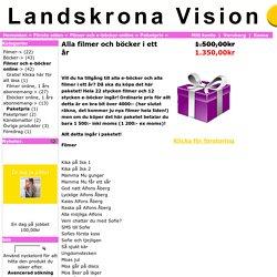 LANDSKRONA VISION WEBBUTIK