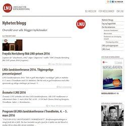 Landslaget for norskundervisning
