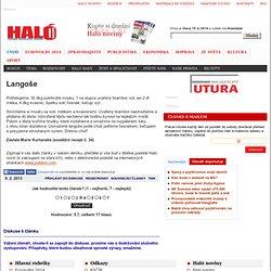 Langoše - Haló noviny
