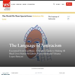 The Language of Antiracism