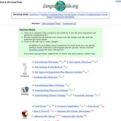 Language Guide Pictorial Wiki