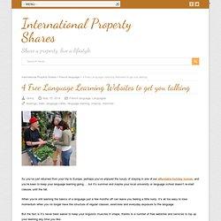 4 Free Language Learning Websites to get you talking