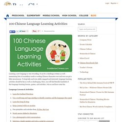 Better Chinese Blog - Tips on How to Teach Chinese