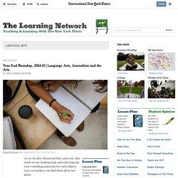 LANGUAGE ARTS - The Learning Network Blog