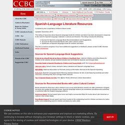 Spanish-Language Literature Resources
