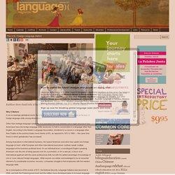 Language Magazine » The U.S. Foreign Language Deficit