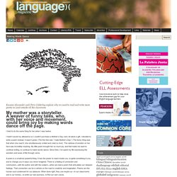Language Magazine Making Words Dance