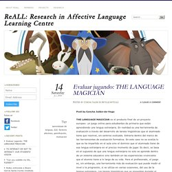 ReALL: Research in Affective Language Learning Centre