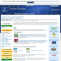 Language Policy Unit - Homepage