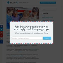 Bring Language to Life with a CLIL Project