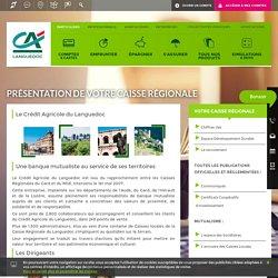 Crédit Agricole Languedoc - Votre caisse régionale, vie mutualiste - Crédit Agricole