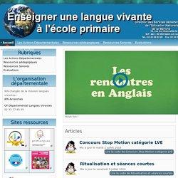 Langues Vivantes 50