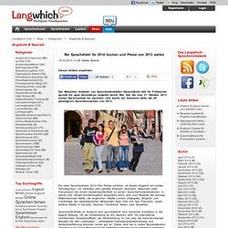 Fremdsprachenblog
