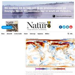 20 länkar som ger dig rätt fakta om klimatet – Sveriges Natur