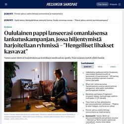 """Oululainen pappi lanseerasi omanlaisensa lankutuskampanjan, jossa hiljentymistä harjoitellaan ryhmissä – """"Hengelliset lihakset kasvavat"""""""