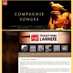 L'annexe - Cie Songes - Bourg-les-Valences