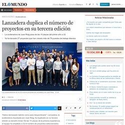 Lanzadera duplica el número de proyectos en su tercera edición