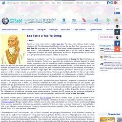 Lao Tsé e o Tao Te Ching