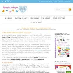 Le lapbook, un support d'apprentissage et de révision