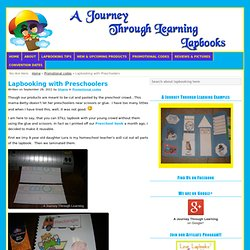 A Journey Through Learning Lapbooks Blog