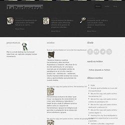 Xpanded – vblog » Surveillance