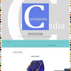 CRYSTALPEDIA