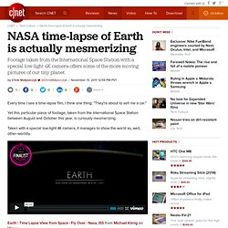 NASA time-lapse of Earth is actually mesmerizing | Technically Incorrect