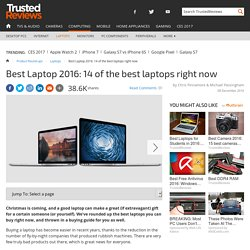 Best Laptops 2014: Top 10 PCs and Macs