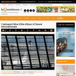 LaQuotidienne.fr - L'actualité du Tourisme en France et à l'international