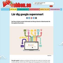 Lär dig googla supersmart
