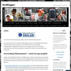 GeoBloggen