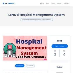Enhance Hospital Work Activity with Hospital Management System