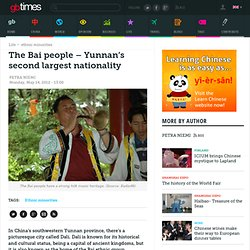 The Bai people – Yunnan's second largest nationality | gbtimes