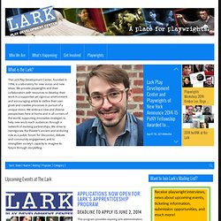 Lark Play Development Center