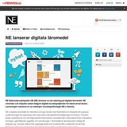 NE lanserar digitala läromedel - NE Nationalencyklopedin AB