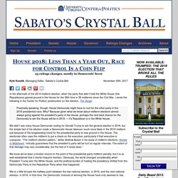 Larry J. Sabato's Crystal Ball