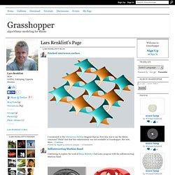 Lars Renklint's Page
