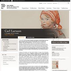Carl Larsson (1853-1919), L'imagier de la Suède