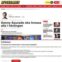 Markus Larsson: Danny Saucedo ska krossa i Melodifestivalen