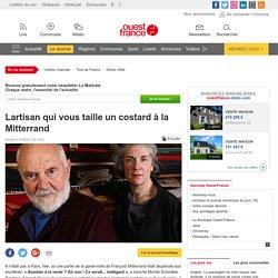 Lartisan qui vous taille un costard à la Mitterrand