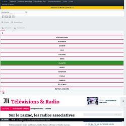 Sur le Larzac, les radios associatives en danger