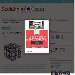 Las 4 P del Social Media