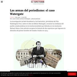 Las armas del periodismo: Watergate