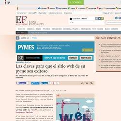Las claves para que el sitio web de su pyme sea exitoso